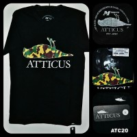 Kaos surfing skate ATTICUS BM ORIGINAL PREMIUM kode:ATC20