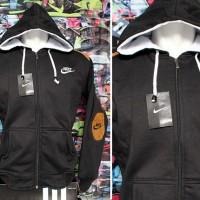 Jaket Nike CST Hitam (jaket,sweater,parasut)