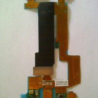 Flexible Slide Blackberry Torch 9800 Grade AAA