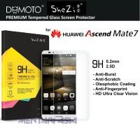 Tempered Glass SP Ascend MATE 7  : DOMOTO-SHEZI Premium  0.2mm, 2.5D