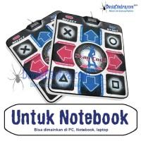 Karpet Dance 2 Orang + Musik SIAP MAIN Untuk PC / Notebook / PS1 / PS2