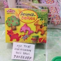 Playdough - Fun Doh - Play Dough - Animal Series