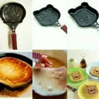 Wajan Teflon / Frying Pan hello kitty