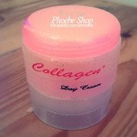 Collagen plus Vit.E Cream Siang & Malam
