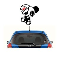 Sticker JDM Panda Hat