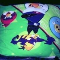 Sarung Bantal Anime Kakashi Gravity Keren Unik Lucu Motif Angry Birds