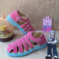 Sepatu Kets Docmart Wanita Spider Full Pink Supplier Sepatu Murah