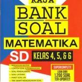 Raja Bank Soal Matematika SD Kelas 4,5, & 6