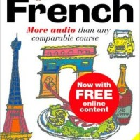 Paket Belajar Bahasa Perancis 1 -Beginner (Software+Audio+Textbook)