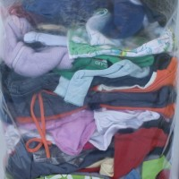 Baju Anak Import grade B (Karungan)