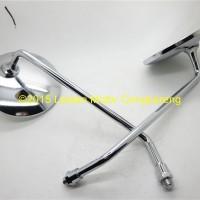 Spion CB 100 Honda Nekel/Chrome