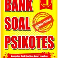Bank Soal Psikotes