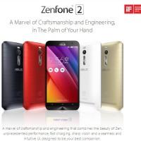 ASUS Zenfone 2 ZE551ML - RAM 4 GB - ROM 32 GB