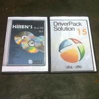 Driverpack Solution 2015 R14.15 + Hiren Boot CD 15.2 Orginal