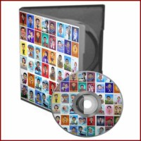 DVD Template Karikatur Digital Paling Lengkap