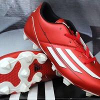 sepatu bola,Adidas F10 Adizero Merah Putih KW Super