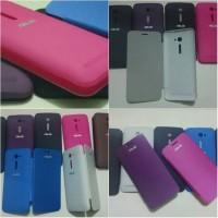 Flipcover flip case flip cover Asus Zenfone 2 ze500cl ukuran 5 inch