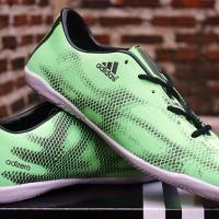 sepatu futsal,bola,Adidas Adizero F50 Anaconda Hijau
