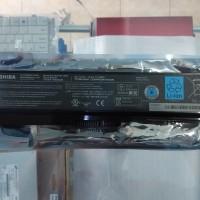 Baterai Laptop Toshiba C600 C640 L310 L510 L635 L645 L745 Original