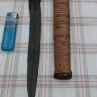 badik luwu malela bessi kelling (pusaka)