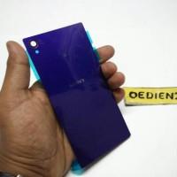 Backdoor Sony Xperia Z1 Perple Original