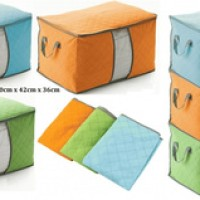 Storage Box Organizer pakaian , selimut, bed cover, sprei , dll