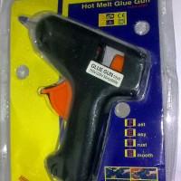 Lem tembak glue gun stick cair lengket refill alat membakar melelehkan