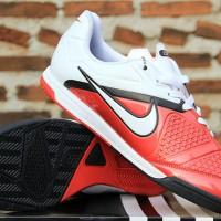 Nike CTR 360 Putih Merah Grade Ori (sepatu futsal)