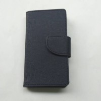 Cover wallet leather case Oppo neo 5 R1201 cover neo 5 bahan imitasi
