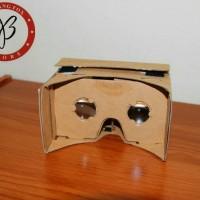 Google Cardboard 3D Virtual Reality glasses