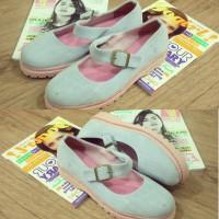 Sepatu Docmart BALET JEANS