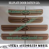 Sillplate Door/Sillplate Samping Luxury Rubber Datsun Go+ Panca