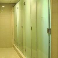 AI - Partisi Toilet Phenolic, Cubicle Toilet Glass, Sekat Toilet PVC