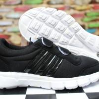 Sepatu Anak Adidas Climacool Kids Hitam Putihh (Sekolah,Running,Nike)