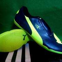 Sepatu Futsal Puma Hitam Hijau