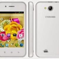Touch Screen Evercoss A5P Putih - Hitam