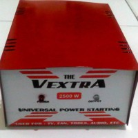 Slow Start/ Auto Start 2500W Power Start 2500 Inverator Listrik Jeglek