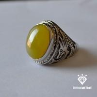 Extra Joss/Batu Serpentine dari Aceh/Batu Akik Belimbing