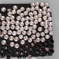 anting berlian magnet per pasang