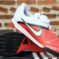 jual sepatu futsal, bola,Nike CTR 360 Putih Merah Grade Ori