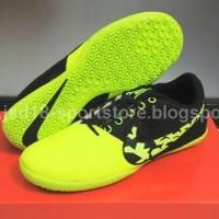 SEPATU FUTSAL Nike Elastico Pro III Stabilo Black - IC (import)