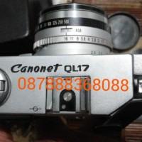 kamera antik canon canonet QL17