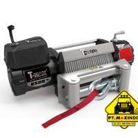 T-Max High Speed Winch HEW-8500 (3,8 ton)
