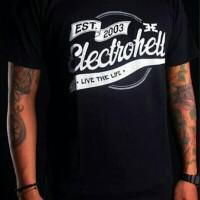 electrohell BLACK SHIRT