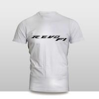Kaos Baju Pakaian Otomotif Motor Honda Revo FI Murah