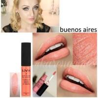 NYX soft matte lip cream Buenos Aires 12