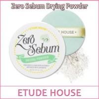 [ETUDE HOUSE] Zero Sebum Drying Powder 6g / 3 in 1 (Powder + Hair Dry)