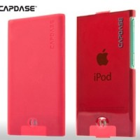 SALE!!! CAPDASE SoftJacket Value Set Finne DS iPod Nano 7th Generation