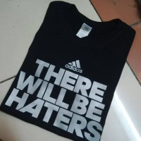 T-shirt Gildan #There Will Be Haters