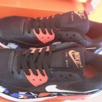 Sepatu NIKE Air Max (hitam kombinasi)